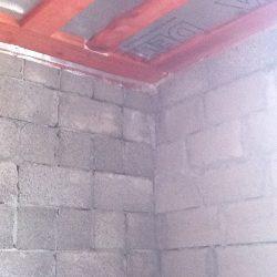 Пароизоляция перекрытия 2 этажа