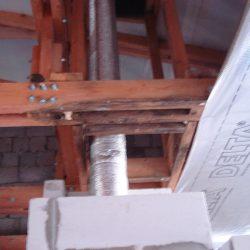 Переутепление перекрытия 2 этажа