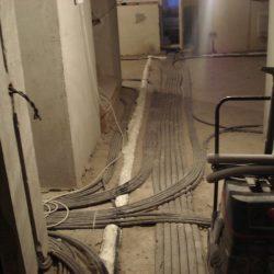Сантехработы в таунхаусе - трассы отопления и водоснабжения