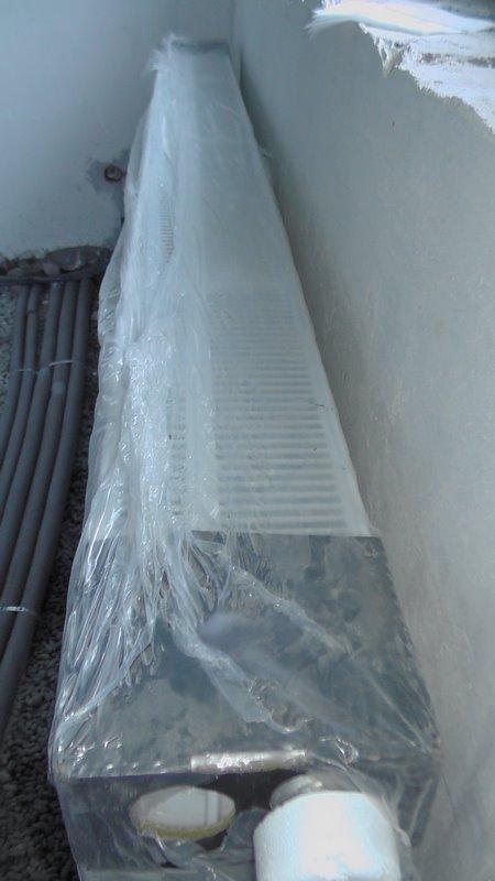 Гостиная радиатор 33 тип 2000х500