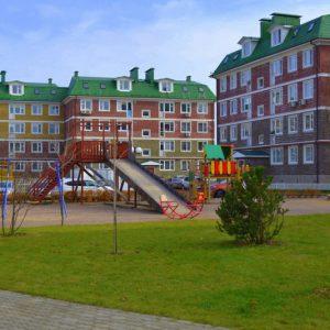Жилой комплекс Мечта 20 га многоквартирные дома