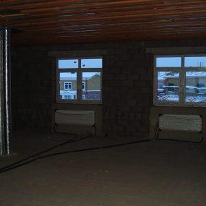 Ремонт таунхауса, второй этаж, как было
