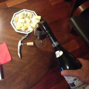 Отмечаем Beaujolais nouveau