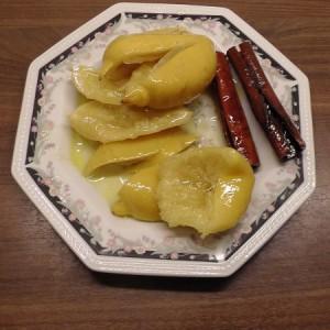 Лимоны соленые