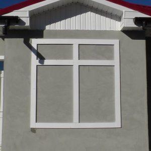 Декоративные элементы мокрого фасада