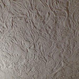 Декоративное покрытие на стенах мансарды