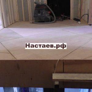 Стены и полы готовы к покрытиям