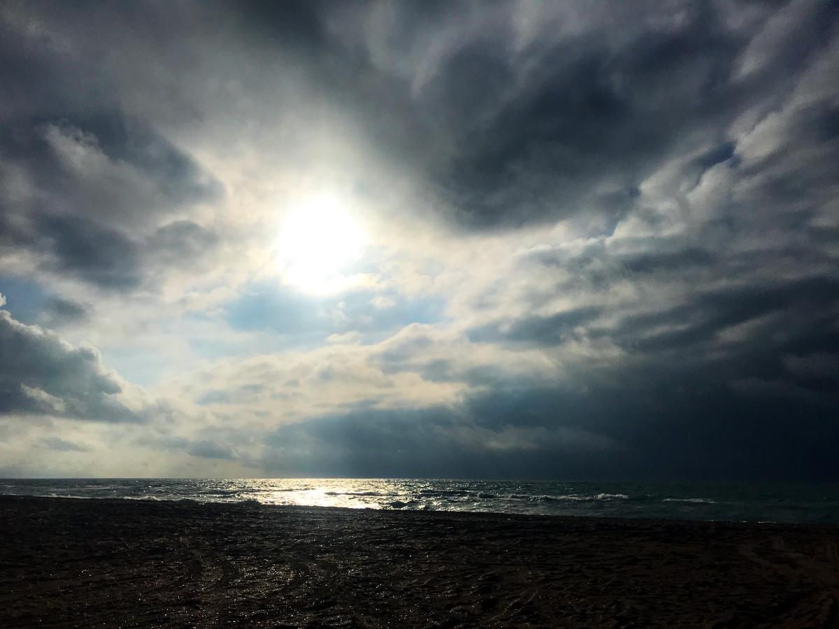 Перед штормом