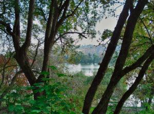 Курортное озеро город Нальчик